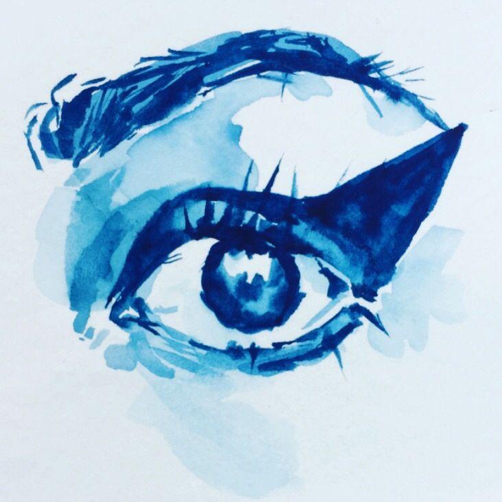 Amy Winehouse Eye